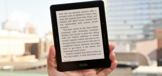 Kindle Voyage v exkluzivní recenzi